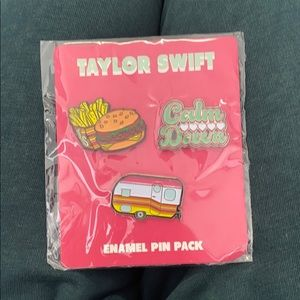 NWT Taylor Swift pin set